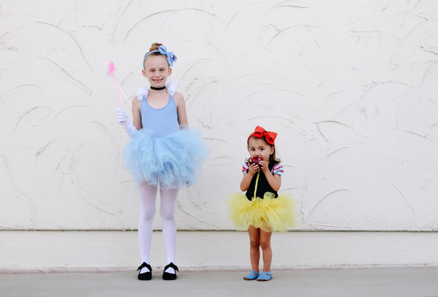 Cinderella and Snow White Costume DIY - The House of Hood Blog